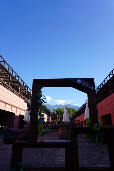 澄んだ空気と青空とグルメを求めて☆リゾナーレ八ヶ岳ピーマン通や清里萌木の村ROCKでベーコンカレー