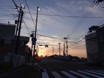 自転車でGO!早朝バージョン&ポタリング =沼津市まで富士山見ながら(5)=2021.09.24