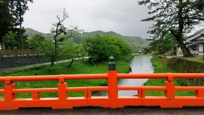 島根の旅③ー神社巡り