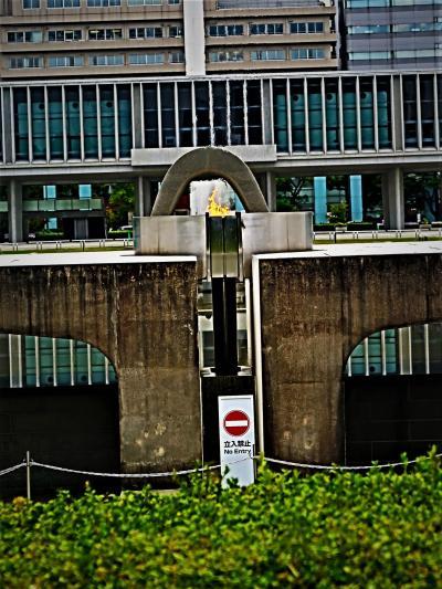 広島-2 広島-2 平和記念公園 原爆の子の像/平和の鐘 ☆記念碑・Monumentを訪ねて