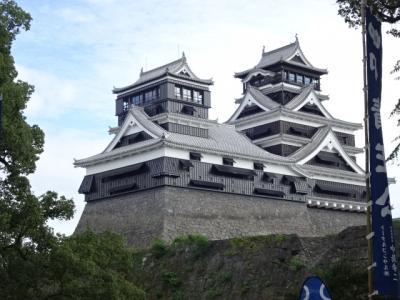 南九州巡り 霧島から熊本城へ