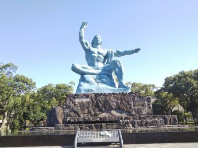 2021年10月 ある晴れた日に・・・1泊2日で長崎さるく!(その3)平和記念公園と浦上天主堂も