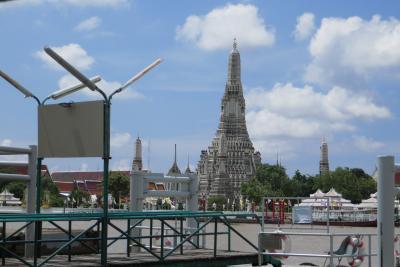 10月1日現在:バンコクの主要観光地は開いてません