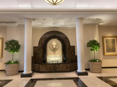 ホテルランチに行ってきました。名古屋マリオットアソシア&ANAクラウンプラザホテルグランコート名古屋