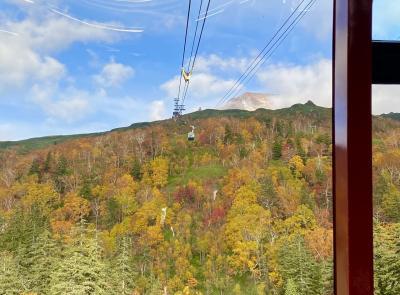 秋の訪れを感じる美瑛・富良野 (2) - 予想以上にハードだったけど心が震える絶景が待っていた旭岳登山