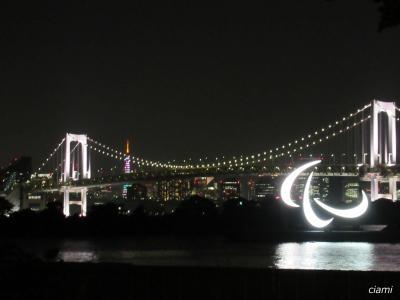 お台場でスリーアギトス TOKYO2020⑤