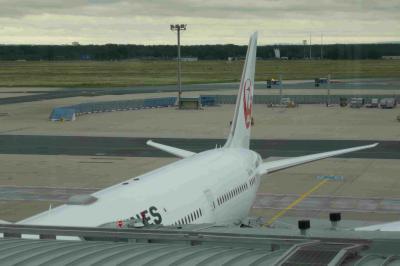 2021年7月 もうすぐ東京オリンピックが始まる日本に一時帰国 Frankfurt-Narita