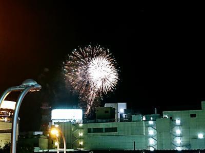 長野市シークレット花火