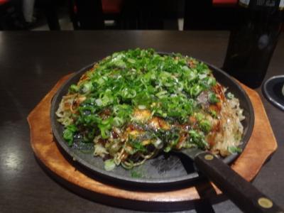 都バスの旅-18  広島お好み焼き食べに行きました 【田87 池86 都02】