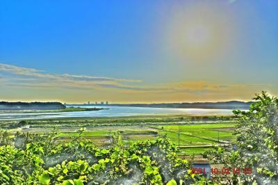 2021 沼日本一の印旛沼周辺の眺望スポット巡り