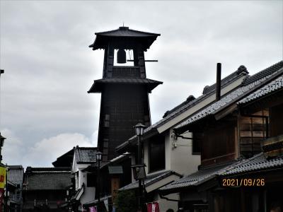 関東ローカル路線の旅 P1:川越(小江戸・蔵の町)