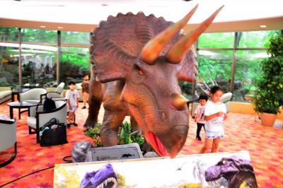 那須・恐竜ホテルへ
