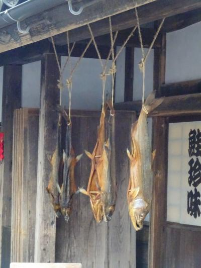 2021年10月離島の旅(粟島 飛島)(2)村上(若林家住宅 歴史文化館 おしゃぎり会館 数多くの「町屋」を歩いて見ます。)