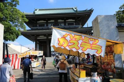毎月21日は、名古屋日泰寺の弘法様♪ 今風に言うならば門前のマルシェ♪&松の木の韓国ランチ♪