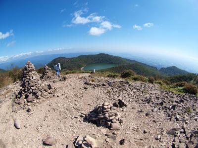 2021年10月赤城山(長七郎山・地蔵岳)