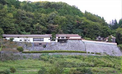 映画『燃えよ剣』2021年10月15日 公開のロケ地として使用された広兼邸訪問