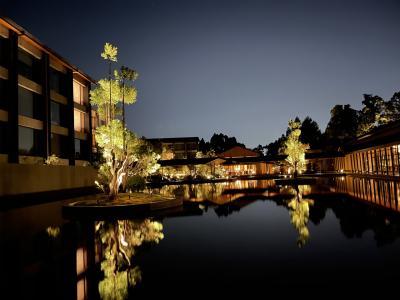 夏のような秋を楽しむ京都、ROKU KYOTO, LXR Hotels & Resorts滞在前編
