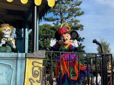 ☆*:.。.東京ディズニーランド・ハロウィンを楽しもう!.。.:*☆