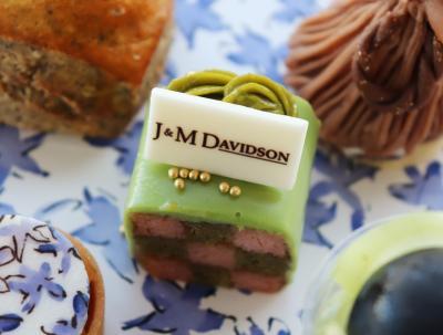 ストリングス・アフタヌーンティー TO GO(J&M DAVIDSON)