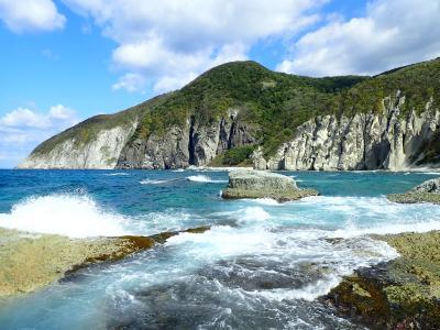 JALどこかにマイル ルーレットの結果は三沢 台風一過の下北半島