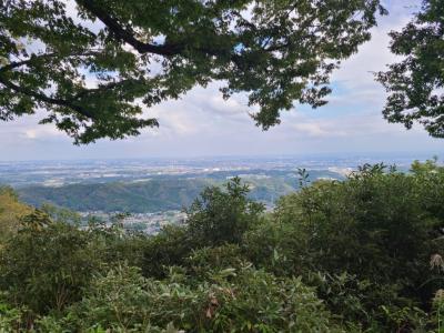 見城山 ハイキング
