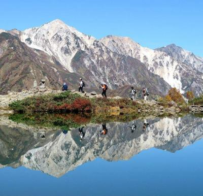 団塊夫婦日本の紅葉を巡る旅・2021信州ー(1)その日に思い立ち快晴の八方尾根へ