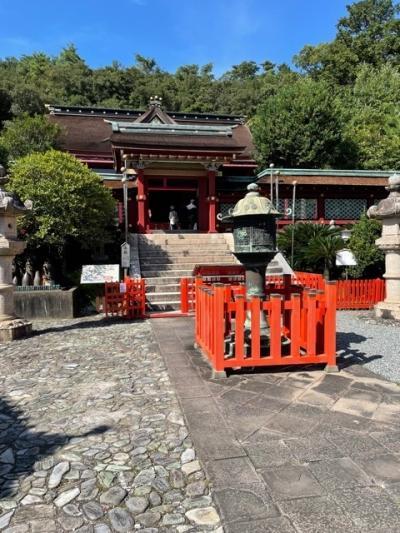 日本遺産に認定された和歌山の和歌浦を歩きます