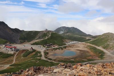 山の景色2021初秋 乗鞍岳