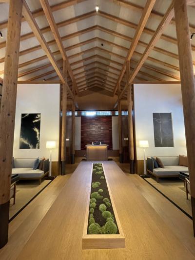 夏のような秋を楽しむ京都、ROKU KYOTO, LXR Hotels & Resorts後編。