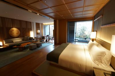 HOTEL THE MITSUI KYOTO Onsen Suite