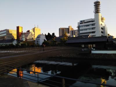 2021年10月 ある晴れた日に・・・1泊2日で長崎さるく!(その2)出島と稲佐山展望台へ