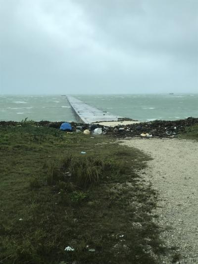 台風ステイの黒島 ⑦黒島編-4