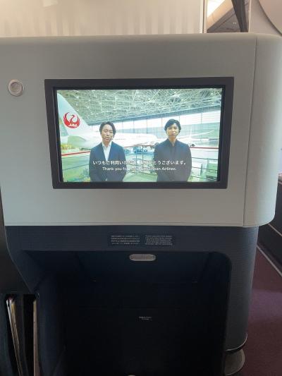 スカイメイトで!JAL国内線ファーストクラス体験記