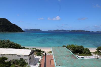 ケラマブルーの海が見たくて慶良間諸島に出かけて来ました(その2)渡嘉敷島、阿嘉島観光
