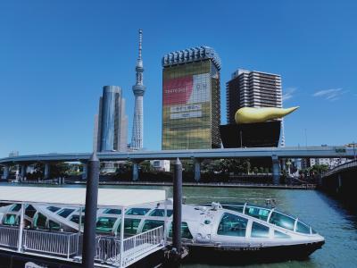竹芝でエグゼクティブフロアに泊まる第2弾「インターコンチネンタル東京ベイその2」