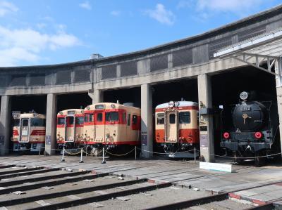 デパートついでに津山鉄道館🚂