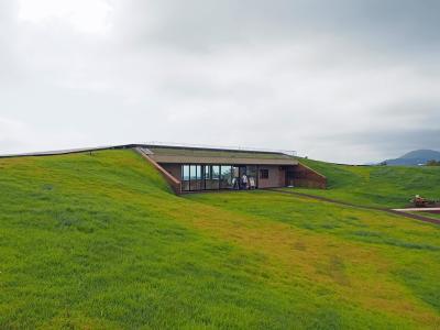家族で伊豆旅行2021〈1〉小室山リッジウォークMISORA & 大室山