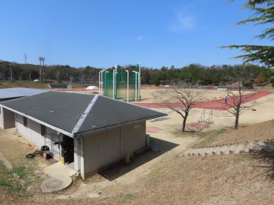 同志社大 京田辺Camp. スポーツ施設(Sports Facilities, Kyotanabe, Doshisha UNIV)