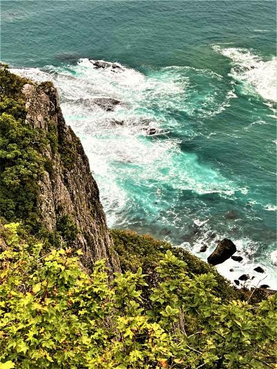 初秋の北海道 道南巡り① 室蘭~ 地球岬~ 臨海公園 夕陽の絶景~ 測量山 夜景の室蘭