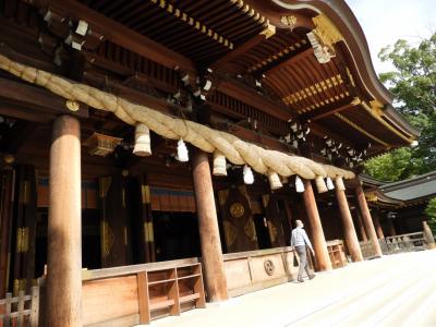 日本で唯一の八方除守護神を祀る寒川神社に参拝
