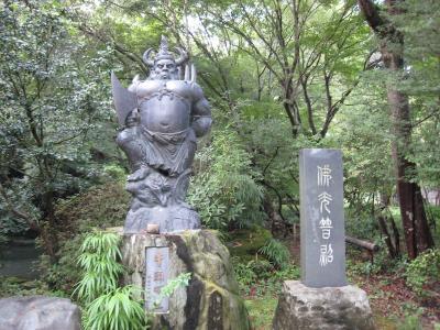 子の権現、高麗神社、竹寺へ