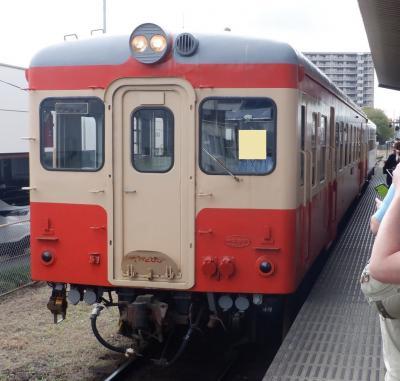 E OCT 2021  テツ旅Ⅲ・・・・・③ひたちなか海浜鉄道港線キハ205