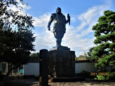 関東ローカル路線の旅 P3:静岡(徳川家康・駿府城)