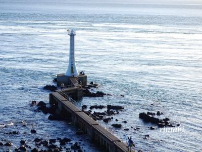 白木峰高原からぐるりと島原半島一周ドライブ☆海と山と灯台と太陽と