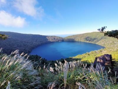 還暦記念で鹿児島の山をピークハント