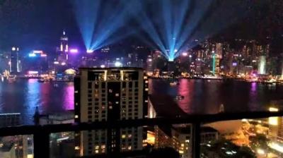 南海一號の食事とシンフォニーオブライツ★香港4日間2018★1日目