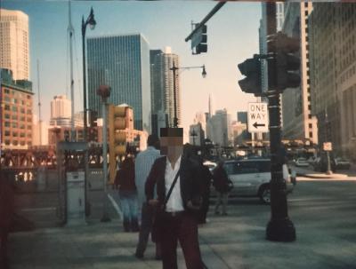 イリノイ州 シカゴ - 最終日はシアーズタワーまで散策