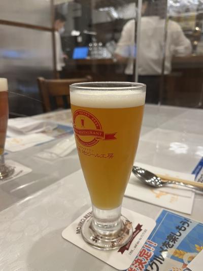 大人女子旅in山陽その5~感染症対策カンペキの門司港地ビール工房でカンパイ♪