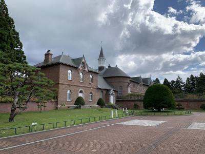 北海道の旅  ②洞爺湖~大沼公園~トラピスチヌ修道院へ