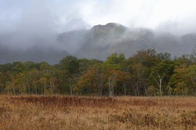 【連載】草紅葉の尾瀬③……二日目は雨模様から曇り。贅沢に時間を過ごし、ビールぐびぐび!